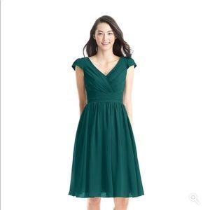 "674459599fb Azazie Dresses - Azazie ""Kierra"" bridesmaid dress - Peacock green"